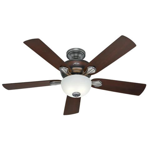 mayse 52 quot antique pewter ceiling fan at menards 174