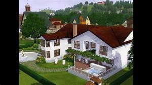 Haus Bauen Anleitung : sims 3 haus bauen let 39 s build haus im landhausstil youtube ~ Markanthonyermac.com Haus und Dekorationen