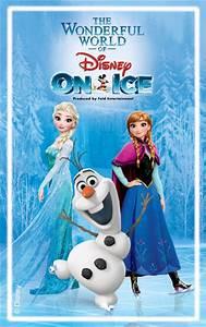The Wonderful World of Disney on Ice เอลซ่าและอันนาเตรียม ...