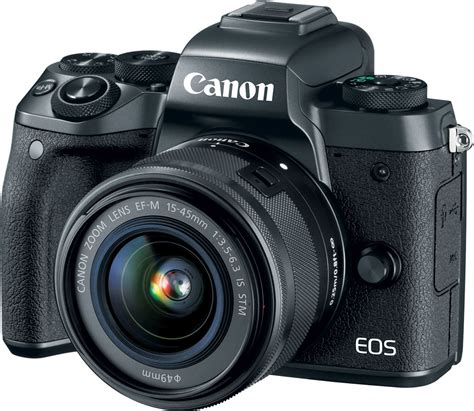 Canon EOS M5 Review Now Shooting
