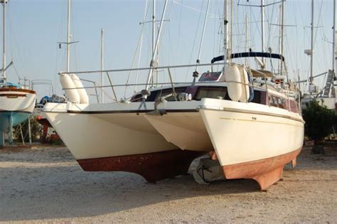 Prout Quest 33 Catamaran For Sale by 1988 Prout Quest 33cs Boats Yachts For Sale