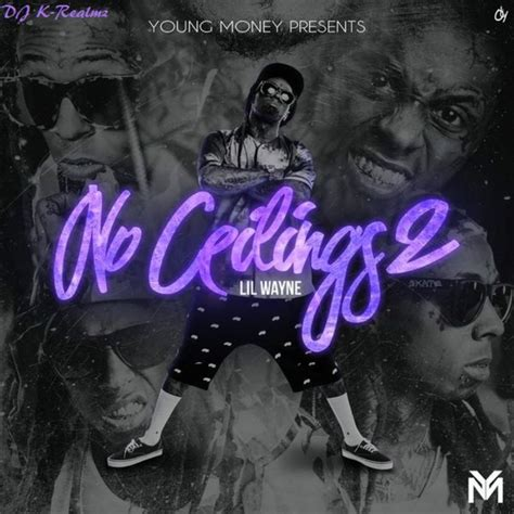 lil wayne no ceilings 2 chopped and screwed by dj k realmz hosted by dj k realmz mixtape