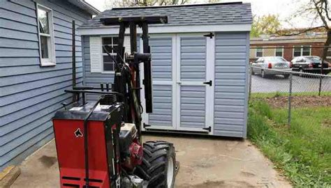 storage building shed movers