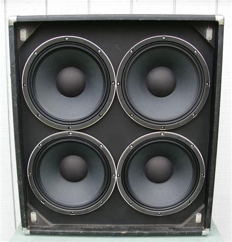 eg v4 4x12 cabinet speaker suggestions talkbass