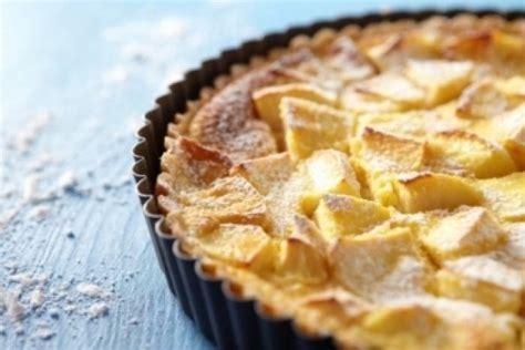 tarte normande aux pommes recette de tarte normande aux pommes