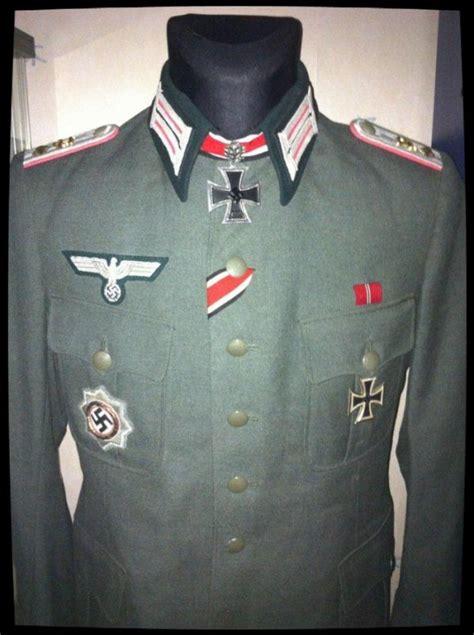 vareuse d epoque officier panzerj 196 ger d 233 corations allemand wehrmacht ww2 quot reich
