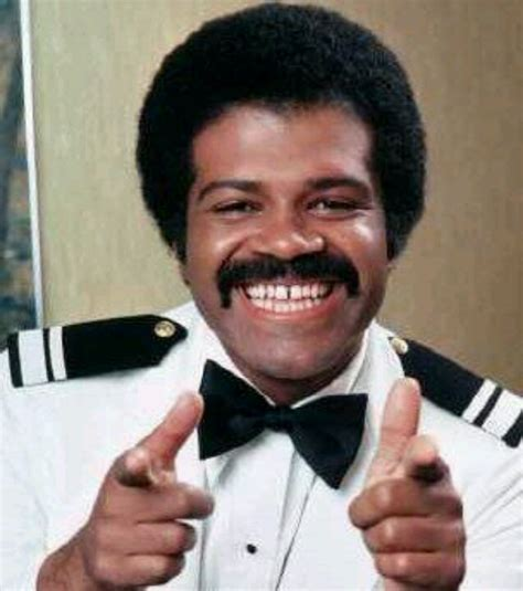 Isaac Love Boat Meme by The Love Boat Bartender Isaac Washington Theodore