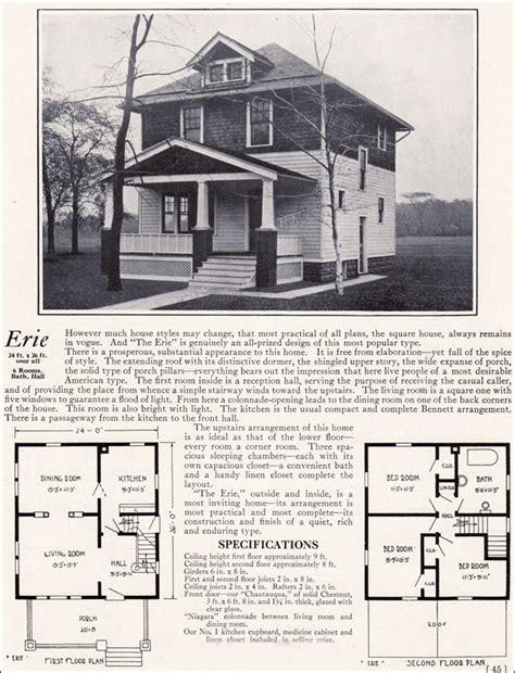 1900 american foursquare house plans