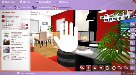 application 3d d 233 coration d int 233 rieur studio multim 233 dia 3d at home