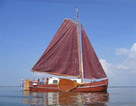 Tweedehands Kajuitzeilboot Te Koop by Tjalk Platbodem Zeiltjalk Kajuitzeilboot 10 Meter 5