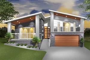 Denman - Split Level / Sloping Block | Marksman Homes ...