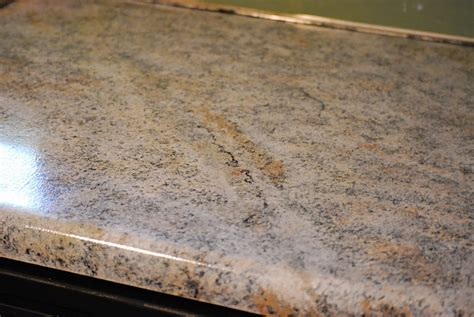 Faux Granite  I'd Rather Be Living In Bora Bora
