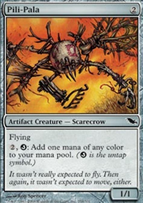 scarecrow combo modern mtg deck