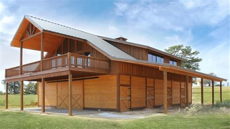 barn with living quarters pole barns with living quarters modular barns with living