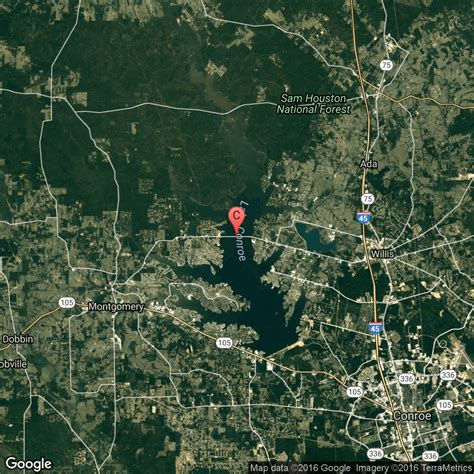 Public Boat Launch Lake Conroe by Public Fishing Areas On Lake Conroe Texas Usa Today