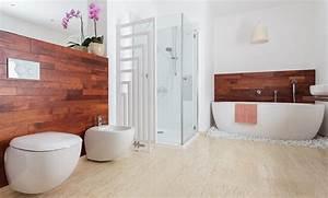 Badezimmer Renovieren Ohne Fliesen : bad ohne fliesen ~ Markanthonyermac.com Haus und Dekorationen