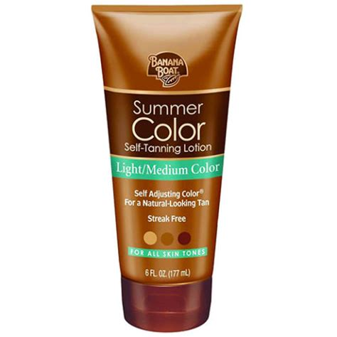 Is Banana Boat Self Tanner Safe by 11 Best Self Tanners For 2018 Self Tanning Lotions And