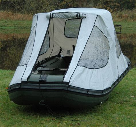 Inflatable Fishing Boat Accessories bison marine bimini cockpit tent canopy for inflatable