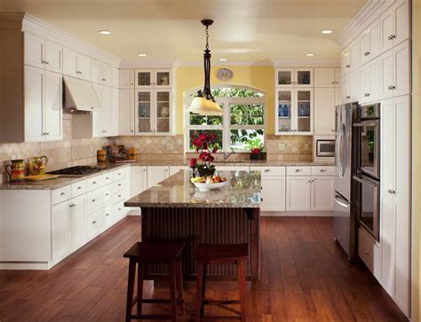 Miscellaneous  Large Kitchen Island Design Ideas