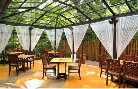 Garden Restaurant Design Ideas sewara lodi the garden restaurant design