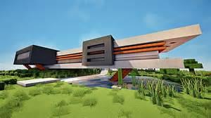 minecraft maison moderne avec xroach 3