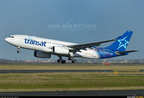 c gits air transat airbus a330 200 at charles de gaulle photo id 265092 airplane