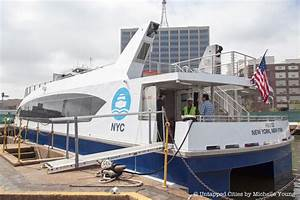 Sneak Peek in the New NYC Ferry Boats, System Launching ...