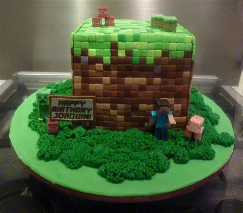 Minecraft Cake  Pinterest  Minecraft, Mottoparty Und