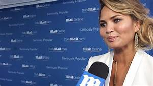Chrissy Teigen admits that she's addicted to DailyMail.com