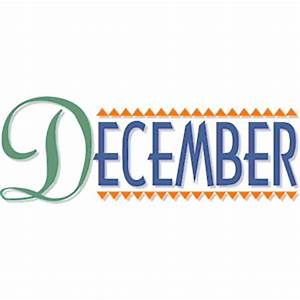 December Clipart | Free Download Clip Art | Free Clip Art ...