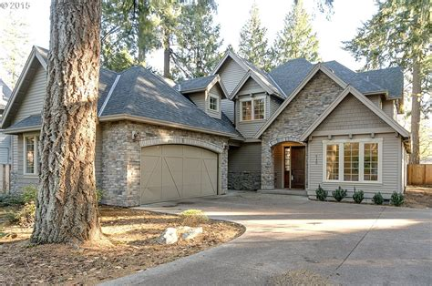 Traditional Exterior Of Home With Exterior Stone Floors