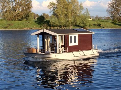 Woonboot Te Huur Loosdrechtse Plassen by Gespot In De Brabantse Biesbosch De Blokhutboot