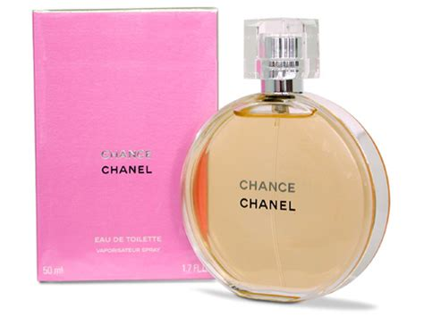 chanel chance eau de toilette 50ml s of kensington