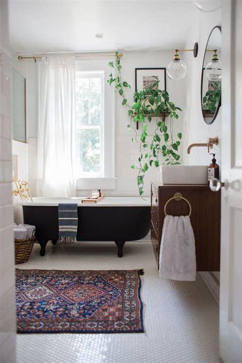 Bathroom Decor Crush The Black Bath Tub