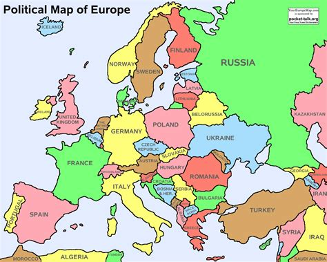 european countries locating countries in europe educational tourism