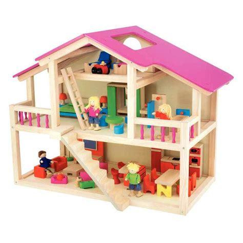 maison de poup 233 es loft en bois pintoy maisons de poup 233 e sur planet eveil