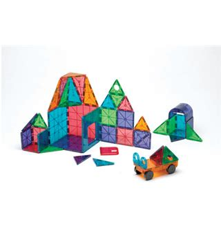magna tiles dx deluxe 48pc clear set cheeky monkey toys