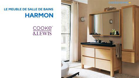 meuble de salle de bains harmon cooke lewis 666527 castorama