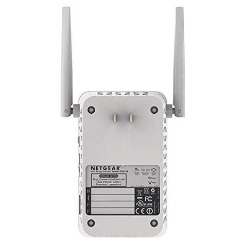 netgear ac1200 wifi range extender ex6150 100nas import it all