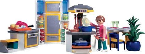 playmobil 3968 la maison moderne cuisine moderne