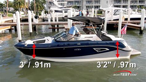 Sea Ray Surf Boat by Sea Ray Slx W 230 2017 Test Video By Boattest