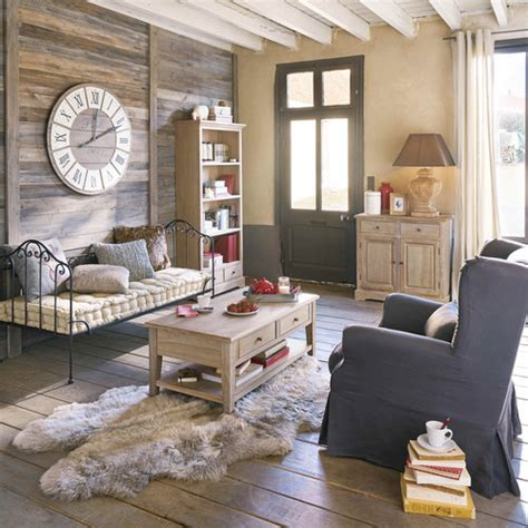 2 seater cotton and wrought iron bench seat in brown capucine maisons du monde