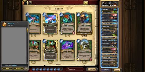 decks hearthstone july 2017 28 images hearthstone examination of a deck