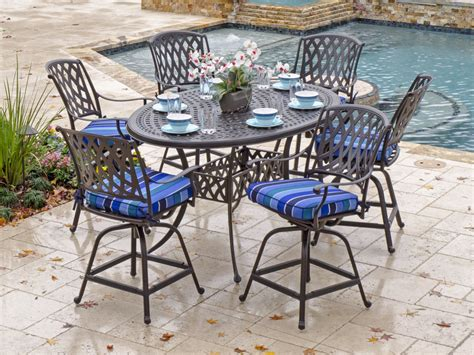 how to take care of cast aluminum patio furniture the