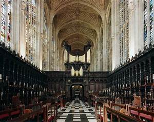 Kings College Chapel | stopping by woods