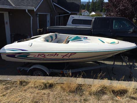 Regal Rush Boats by Regal Rush Xp Jet Boat North Nanaimo Nanaimo Mobile