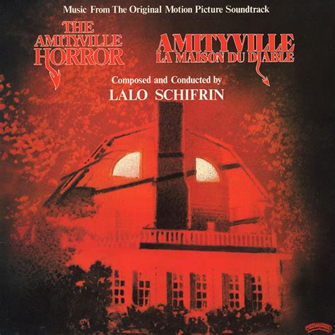 lalo schifrin the amityville horror amityville la maison du diable from the original