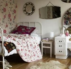 Vintage Style Deko : vintage schlafzimmer deko ~ Markanthonyermac.com Haus und Dekorationen