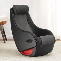 react shiatsu chair at brookstone buy now