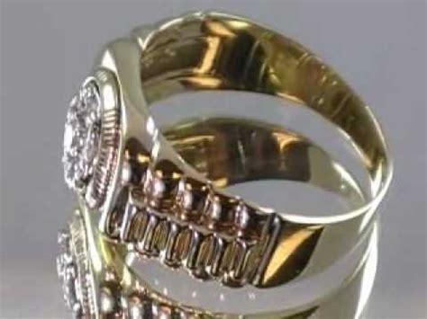 Rolex Style Men's Diamond Ring 14k Gold  Men's Diamond. Feminine Wedding Wedding Rings. Flower Rings. Diamind Wedding Rings. Million Dollar Engagement Rings. 50 Thousand Dollar Engagement Rings. Light Amethyst Wedding Rings. Glove Wedding Rings. Ollu Rings
